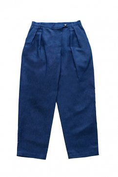 humoresque - TAPERED PANTS - DENIM