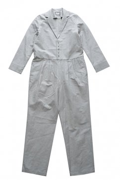 humoresque - JUMP SUIT - LIGHT GRAY