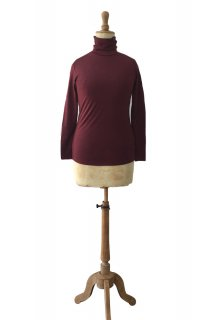 TOPS - Nigel Cabourn for Women's - WASHABLE TURTLENECK - BOLD - Price 12,960 tax-in