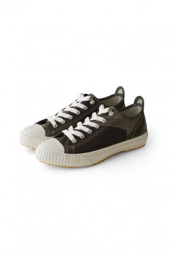 Nigel Cabourn woman - ARMY TRAINERS LOW TOP - CAMO