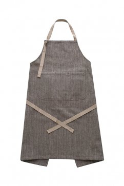 WRYHT - HOME SEWING ATLIER APRON - HERRINGBONE