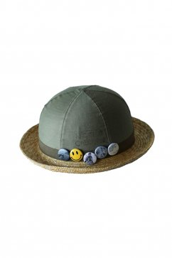 Nigel Cabourn woman - FATIGUE HAT - OLIVE