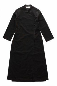 JACKET - WRYHT - ORIENTAL LONG JACKET - BLACK - Price 54,000 tax-in