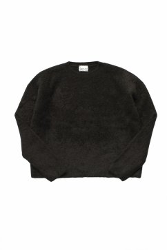 humoresque - CASHMERE FUR - BLACK