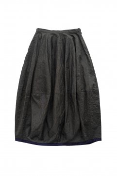 SKIRT - humoresque - BALOON SKIRT - GREY - Price 64,800 tax-in