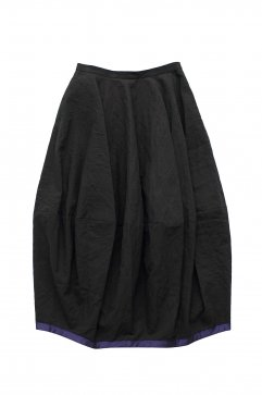 humoresque - BALOON SKIRT - DARK NAVY