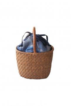 Nigel Cabourn - BASKET BAG LARGE - BLUE