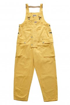 Nigel Cabourn WOMEN'S - LYBRO NAVAL DUNGAREE MIX - SURVIVAL YELLOW