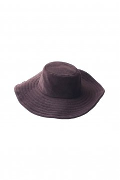 WRYHT -WIDE BRIM HANDSOME HAT - PORT