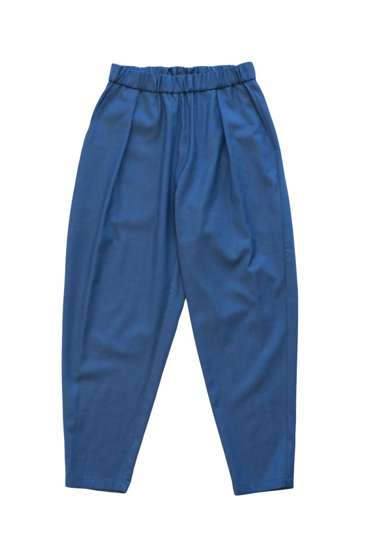 humoresque - EASY PANTS - BLUE - PRICE 49,500tax-in