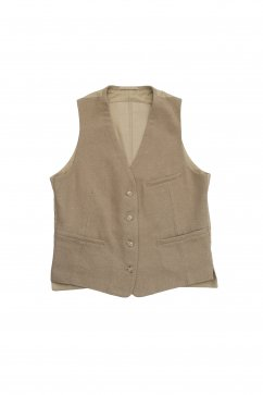 WRYHT - COUNTRY SACK VEST - DUNE