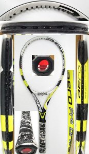 【中古テニスラケット】BA0710 バボラ アエロプロドライブ(2010年)
