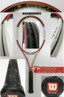 【中古テニスラケット】W0245 ウイルソン エヌシックスワン95US nSIX-ONE95 US