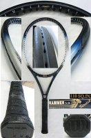 【中古テニスラケット】W0326 ウイルソン ハンマー3.9ストレッチ HAMMER3.9Stretch