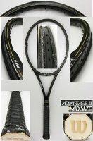 【中古テニスラケット】W0352 ウイルソン アドバンテージ2 ミッドサイズ ADVANTAGE? MIDSIZE