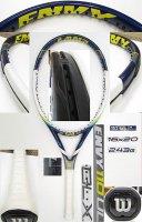 【中古テニスラケット】W0829 ウイルソン ENVY110UL(海外モデル) 〜値下げしました【H29/12/04】〜