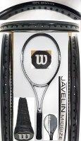 【中古テニスラケット】W0975 ウイルソン  ジャベリンMID