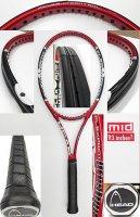 【中古テニスラケット】H0436  ヘッド フレックスポイント プレステージMID