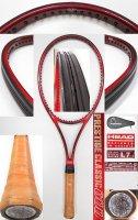 【中古テニスラケット】【H0472とセット販売】H0471  ヘッド プレステージクラシック600