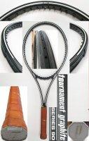 【中古テニスラケット】P0601 プリンス トーナメントグラファイト シリーズ90 値下げしました【H29/11/26】