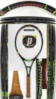 【中古テニスラケット】P0715 プリンス J-PROグラファイト ミッドプラス