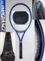 【中古テニスラケット】D0021 ダンロップ XLインピーダンス チタニュウム XL IMPEDANCE TITANIUM