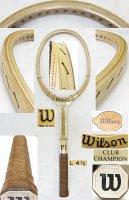 【中古テニスラケット】VI-0004  ウイルソン クラブチャンピオン ウッド 値下げしました