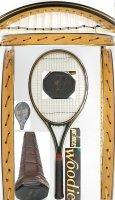 【中古テニスラケット】VI-0044 プリンス ウッディ 〜値下げしました【H29/11/26】〜