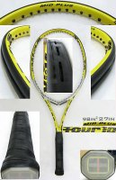 【中古テニスラケット】VO-0210 フォルクル ツアー10  ミッドプラス Vエンジン  TOUR 10 MIDPLUS V-ENGINE
