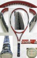 【中古テニスラケット】VO-0214 フォルクル DNX8 DNX8