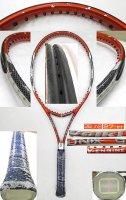 【中古テニスラケット】VO-0231 フォルクル DNX9 V-エンジン