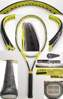 【中古テニスラケット】VO-0242  フォルクル パワーブリッジ10