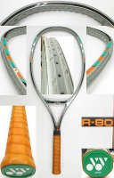 【中古テニスラケット】Y0493 ヨネックス R-80