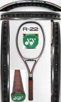 【中古テニスラケット】Y0584 ヨネックス R-22 値下げしました【H28/07/03】