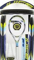 【中古テニスラケット】W1120 ウイルソン ジュースプロ 値下げしました【H30/01/18】