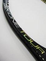 【中古テニスラケット】W1122 ウイルソン SIX.ONEツアーBLX