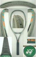 【中古テニスラケット】Y0178 ヨネックス R-80