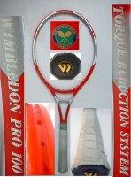 【中古テニスラケット】OT0015 ウインブルドン PRO100