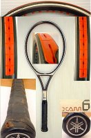 【中古テニスラケット】OT0042 ヤマハ XAM6