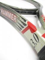【中古テニスラケット】W1167  ウイルソン ハンマー3.0チタニウム