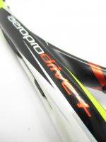 【現在商談中】【中古テニスラケット】BA0801 バボラ アエロプロドライブ+【プロストック】コアテック非搭載(2012年)