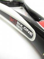 【中古テニスラケット】W1185 ウイルソン [K]SIX-ONE95