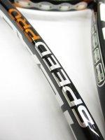 【中古テニスラケット】H0599  ヘッド ユーテック IGスピードプロ