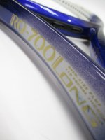 【中古テニスラケット】Y0699 ヨネックス RQ-700ロング