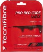 【ストリング+張り代セットで20%OFF】テクニファイバー プロレッドコードWAX1.20 【PRO RED CODE WAX1.20】