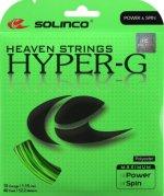 【ストリング+張り代セットで20%OFF】ソリンコ ハイパーG 1.15 【HYPER-G 1.15】