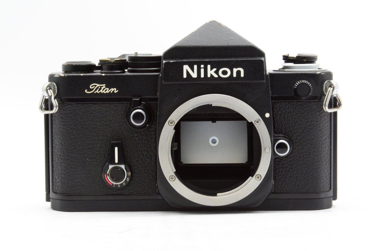 Nikon ニコン F2 titan