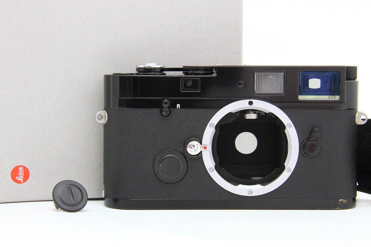 Leica ライカ MP 0.72 SN.2939929 ブラックペイントモデル