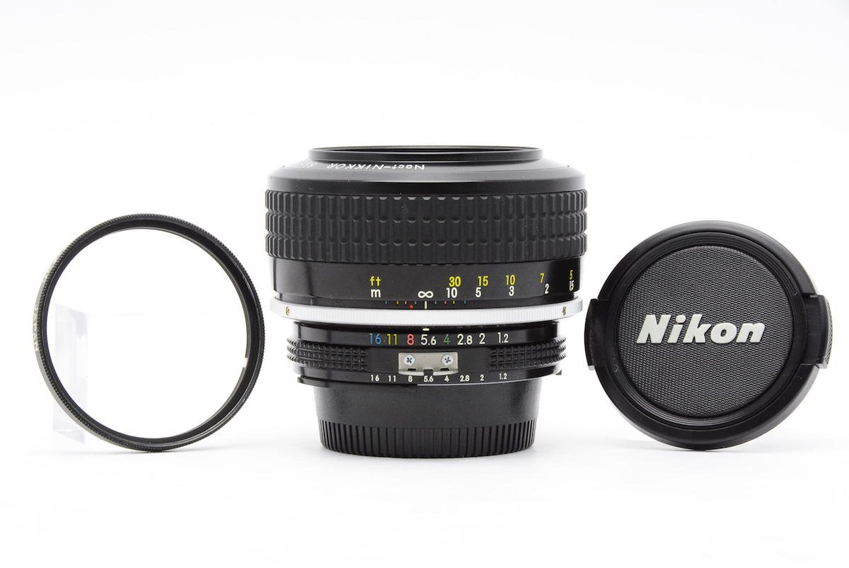 Nikon ニコン Ai Noct-NIKKOR 58mm F1.2 Fマウント
