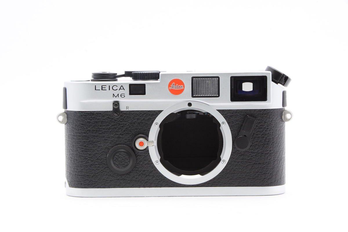 LEICA ライカ M6 0.72 SN.1773845 Silver